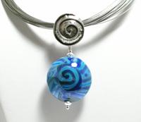Turquoise Sheene Pendant