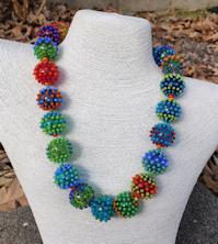 Dots Necklace Medium
