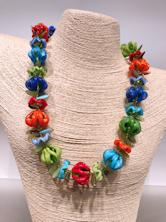Flower Pod Necklace