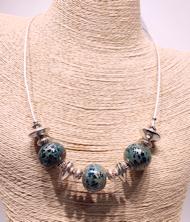 Signature Silver Swirl Necklace